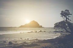 παραλία Χαβάη Στοκ Φωτογραφία