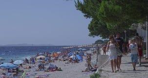 Παραλία χαλικιών Primosten φιλμ μικρού μήκους