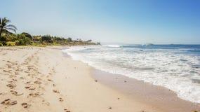 παραλία όμορφο Μεξικό Στοκ εικόνες με δικαίωμα ελεύθερης χρήσης