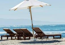 παραλία όμορφο Μεξικό Στοκ φωτογραφία με δικαίωμα ελεύθερης χρήσης