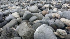 παραλία δύσκολη Στοκ Εικόνα