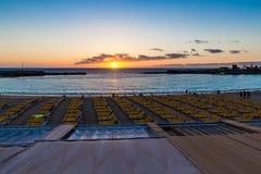 Παραλία Amadores - Πουέρτο Ρίκο, θλγραν θλθαναρηα, Ισπανία Στοκ εικόνες με δικαίωμα ελεύθερης χρήσης