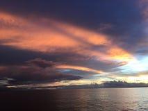 Παραλία Anika σε Bantayan Στοκ φωτογραφίες με δικαίωμα ελεύθερης χρήσης