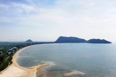 Παραλία AO-Manao Στοκ Φωτογραφίες