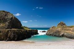 Παραλία Arai Te Στοκ φωτογραφία με δικαίωμα ελεύθερης χρήσης