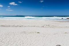 Παραλία Arai Te Στοκ εικόνες με δικαίωμα ελεύθερης χρήσης