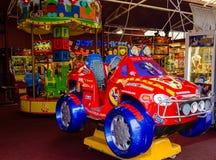 Παραλία Arcade Στοκ Φωτογραφίες