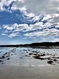 Παραλία Ardmore Στοκ Φωτογραφία