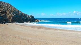 Παραλία Argentiera Στοκ εικόνες με δικαίωμα ελεύθερης χρήσης