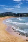 Παραλία Avalon στοκ φωτογραφία