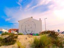 Παραλία babe Στοκ εικόνα με δικαίωμα ελεύθερης χρήσης