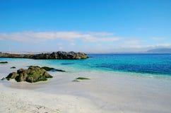 Παραλία Bahia Inglesa στοκ φωτογραφίες