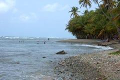 Παραλία Bajura στοκ εικόνες με δικαίωμα ελεύθερης χρήσης