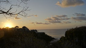 Παραλία Balangan, ΜΠΑΛΙ, ΙΝΔΟΝΗΣΙΑ, Ασία Στοκ φωτογραφίες με δικαίωμα ελεύθερης χρήσης