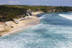 Παραλία Balangan Στοκ Φωτογραφία