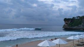 Παραλία Balangan Στοκ Φωτογραφίες