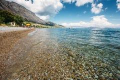 Παραλία Barbati Στοκ εικόνες με δικαίωμα ελεύθερης χρήσης