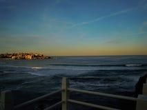 Παραλία Bondi στο Σίδνεϊ Στοκ φωτογραφία με δικαίωμα ελεύθερης χρήσης