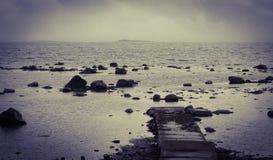 Παραλία Borre Στοκ Εικόνες
