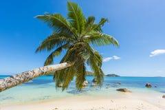 Παραλία Boudin Anse Στοκ εικόνες με δικαίωμα ελεύθερης χρήσης