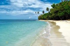 Παραλία Buye σε Cabo Rojo Πουέρτο Ρίκο Στοκ Εικόνα