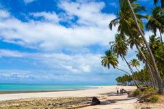 Παραλία Carneiro, Pernambuco Στοκ φωτογραφία με δικαίωμα ελεύθερης χρήσης