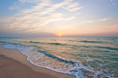 Παραλία cha-AM στοκ φωτογραφίες με δικαίωμα ελεύθερης χρήσης