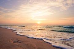 Παραλία cha-AM στοκ φωτογραφία