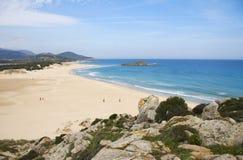 Παραλία Chia στοκ φωτογραφία με δικαίωμα ελεύθερης χρήσης