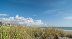 παραλία clearwater Φλώριδα Στοκ εικόνα με δικαίωμα ελεύθερης χρήσης