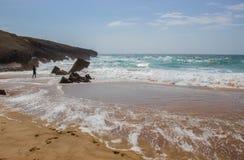 Παραλία Cresmina Στοκ φωτογραφία με δικαίωμα ελεύθερης χρήσης
