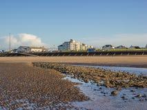 Παραλία Crosby στοκ φωτογραφίες με δικαίωμα ελεύθερης χρήσης