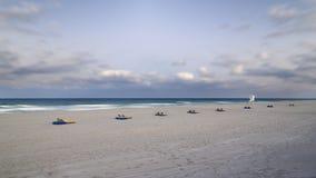 Παραλία Delray Στοκ εικόνες με δικαίωμα ελεύθερης χρήσης