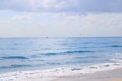Παραλία Delray Στοκ Φωτογραφία