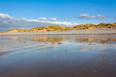 Παραλία Devon Northam Στοκ Φωτογραφίες