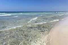 Παραλία Diani, Κένυα Στοκ Εικόνα