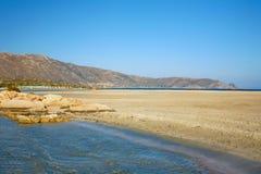 Παραλία Elafonissos στοκ φωτογραφία