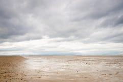 Παραλία Findhorn Στοκ Φωτογραφίες