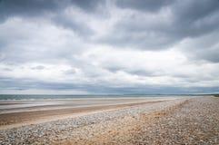 Παραλία Findhorn Στοκ φωτογραφίες με δικαίωμα ελεύθερης χρήσης