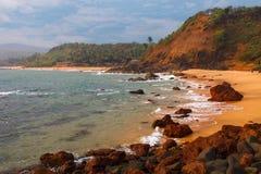 Παραλία Goa Στοκ Εικόνες