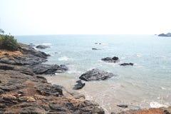 Παραλία Gokarna στοκ φωτογραφία με δικαίωμα ελεύθερης χρήσης