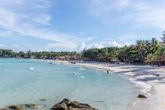 Παραλία Haad Rin κομμάτων πανσελήνων στοκ φωτογραφία με δικαίωμα ελεύθερης χρήσης