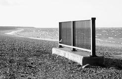 Παραλία Heacham στοκ φωτογραφίες με δικαίωμα ελεύθερης χρήσης