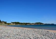 Παραλία Ingonish, ίχνος Cabot στοκ εικόνα με δικαίωμα ελεύθερης χρήσης