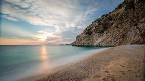 Παραλία Kaputas στοκ φωτογραφία με δικαίωμα ελεύθερης χρήσης