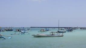 Παραλία Kedonganan, ΜΠΑΛΙ, ΙΝΔΟΝΗΣΙΑ, Ασία Στοκ φωτογραφία με δικαίωμα ελεύθερης χρήσης