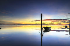 Παραλία Kiamsam, Labuan Μαλαισία 01 Στοκ φωτογραφία με δικαίωμα ελεύθερης χρήσης