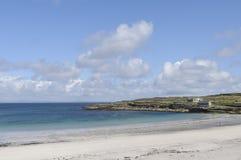 Παραλία Kilmurvey, Inishmore, νησί Aran, Ιρλανδία, Ευρώπη Στοκ Εικόνες