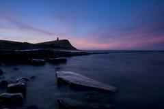 Παραλία Kimmeridge Στοκ φωτογραφίες με δικαίωμα ελεύθερης χρήσης