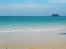 Παραλία Koh του νησιού Chang στοκ φωτογραφία